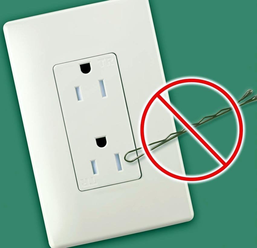 Tamper Resistant Receptacles | Tennessee Electric Cooperative ...