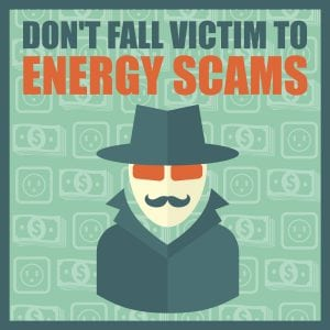 Avoid Energy Scams
